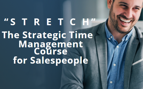 Sales Course - Strategic Time Management for Sales People