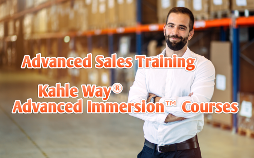 Advanced Sales Training Course